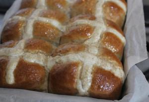 Hot cross buns #1